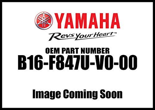 2016-2019 Genuine Yamaha Grizzly Kodiak Front Rack Cargo Bag - B16F847UV000 ()
