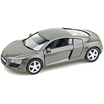 Audi R8 1/36 Grey