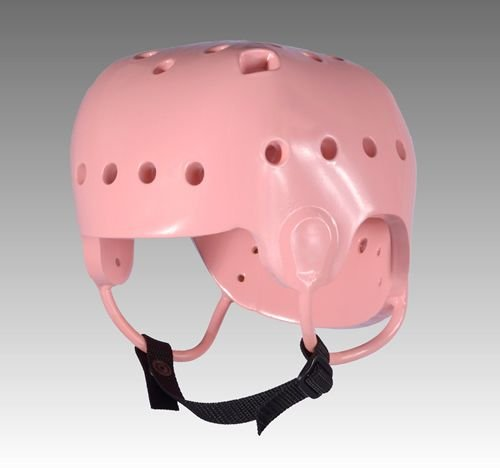 Patterson Medica Soft Shell Helmet, Medium - Pink by Danmar Products