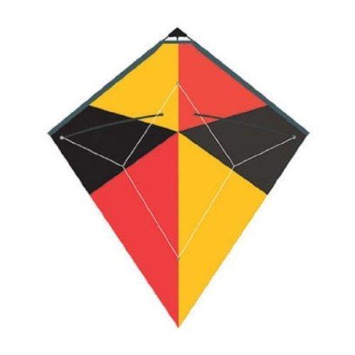 WindnSun DC Diamond Stunt Kite - Dual Control Stunt - Arrow