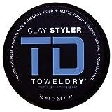 TowelDry Clay Styler - 2.5 Ounce