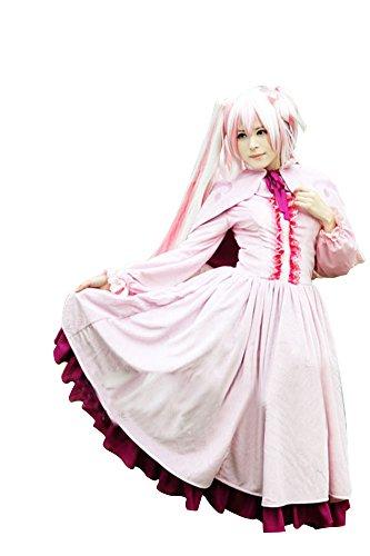 Mtxc Women's Akame ga Kill! Cosplay Costume Mine Dress Size Large - Lady Ga Ga Costumes