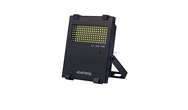Alverlamp LSPRO3041 - Proyector led 30w 4000k directa: Amazon.es ...