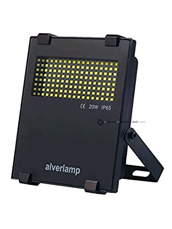 Alverlamp LSPRO3041 - Proyector led 30w 4000k directa: Amazon.es ...