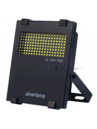 Alverlamp LSPRO2041 - Proyector led 20w 4000k directa: Amazon.es: Bricolaje y herramientas