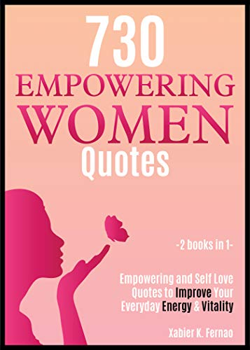 Amazon.com: 730 Empowering Women Quotes: Empowering and Self ...