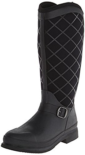 MuckBoots Women's Pacy II Snow Boot,Black,9 M US by Muck Boot