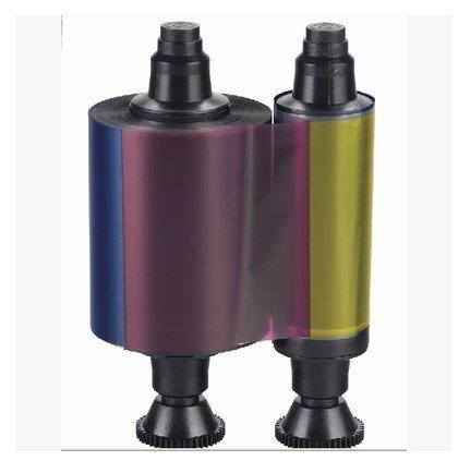 Original Evolis R3011 YMCKO Printer Ribbon for Pebble3 Pebble4 -200 Prints