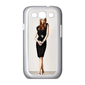 Celebrities Anzhela Turenko Samsung Galaxy S3 9300 Cell Phone Case White Delicate gift JIS_231015