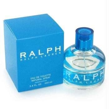 (Ralph FOR WOMEN by Ralph Lauren - 3.4 oz EDT Spray)