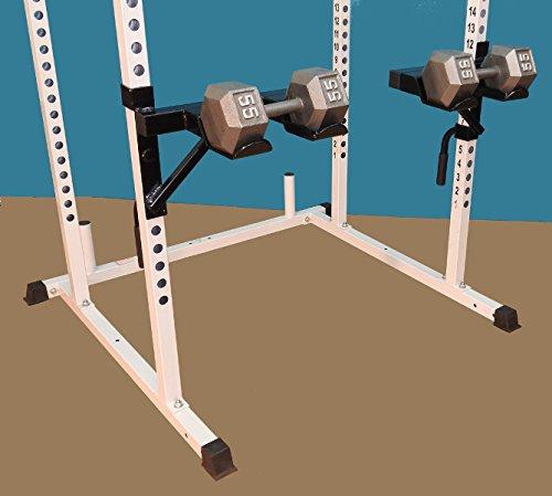 TDS Dumbell Barbell Trays for Power Squat Racks
