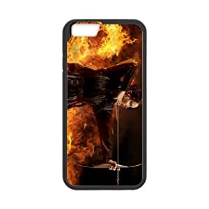 The Hunger Games iPhone 6 4.7 Inch Cell Phone Case Black O1652158