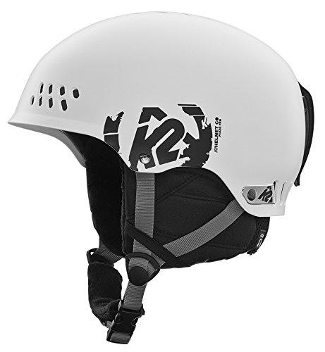 K2 Phase Pro Ski Helmet 2016 - Men's White Large/X-Large