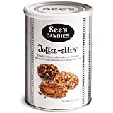 See's(シーズ) トフィーエッツ 454g アメリカ製 See's TOFFEE-ETTES 1pound【並行輸入品】