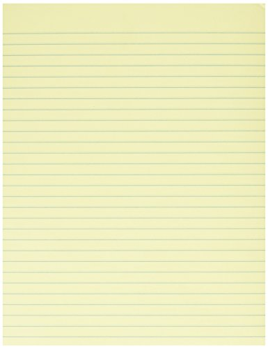 Glue Top Ruled Writing Pads - 6