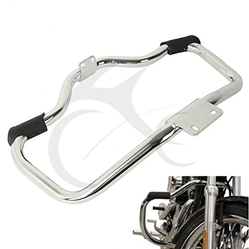 TCMT Mustache Engine Guard Crash Bar For Harley Sportster 883 1200 XL XR 2004-2018 - Harley Sportster Engine