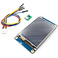 EVERYDI 3.2 Nextion HMI Intelligent Smart USART UART Serial Touch TFT LCD Module Display Panel For Raspberry Pi 2 A+ B+ Arduino Kits