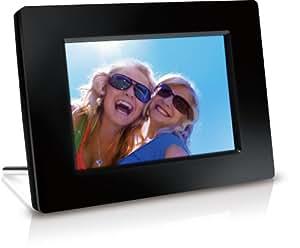 """Philips SPF1207/10 - Marco digital de 7"""" (480 x 234 pixels), negro"""