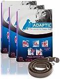 DAP 3PACK ADAPTIL Collar Dog Appeasing Pheromone Small Medium Dogs