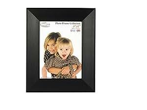 Inov8 8 x 15,24 cm marco de fotos de madera de/marco de fotos, 4 unidades, doble para cuchillas de patines de negro