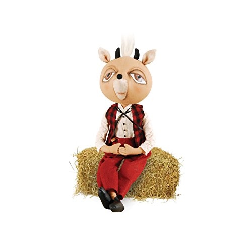 Gallerie II Gathered Traditions Buck Reindeer Collectible...
