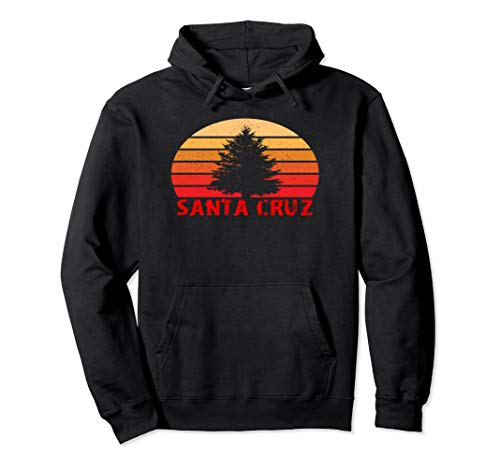 Santa Cruz  California CA  Nor Cal Hoodie