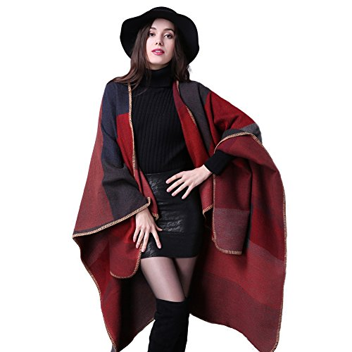 Peacoco Oversized Knitted Blanket Cardigans
