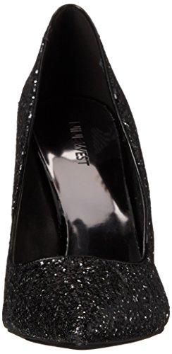 Nine Sintetico West Dress Black Glitter Pompa Tatiana SSOxqwgP8