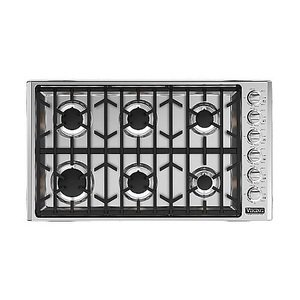 36 gas cooktop stainless steel - 6