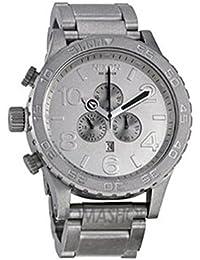 NIXON Men's NXA0831033 Chronograph Dial Watch