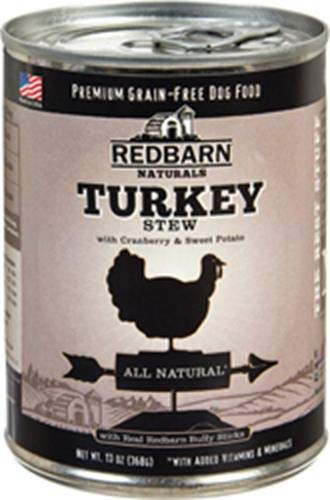Redbarn Turkey Stew With Cranberry And Sweet Potato 13 Ounces, 12 Pack