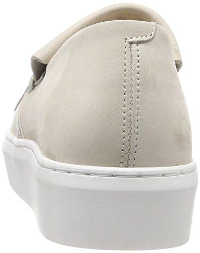 Cordones Beige Shoe Ally Mujer Nubuc Zapatillas K 7770 On para Slip Filippa Bone sin Tg0pxT