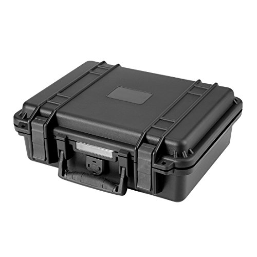 IP67 Watertight Carry-on Hard Equipment Protective Case Pick N Pluck Foam 11.8