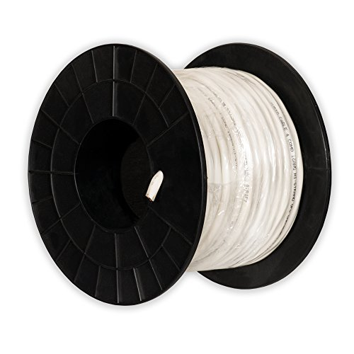 Theater Solutions C100-16-4 CL3 Rated Speaker Wire 4 Conductor 16 Gauge 100 Feet Roll UL Listed