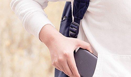 original Xiaomi particularly thin 10000mAh contact capability Bank 2 BLACK External Battery Packs