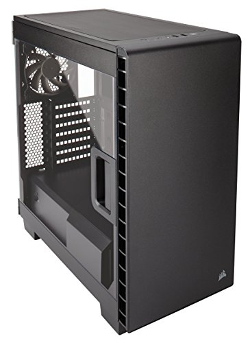 Corsair Carbide Clear 400C Compact Mid-Tower Case (Pc Case With Clear Side Panel)