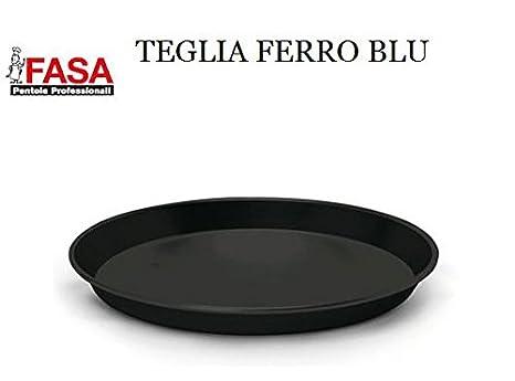 Fasa - Bandeja profesional para horno, redonda, de hierro ...
