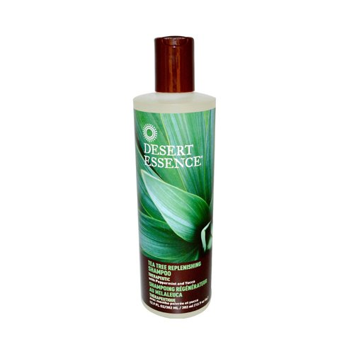 Desert Essence Shamp Tea Tree Replenish 12.9 Fz