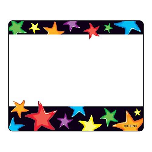 TREND enterprises, Inc. Gel Stars Terrific Labels, 36 (Terrific Tags)