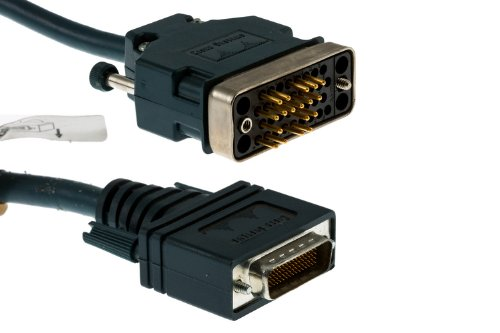- Cisco DB60 to V.35 (Male) DTE Cable, 10ft, CAB-V35MT,