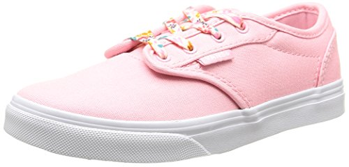 Vans Mädchen Atwood Low Top Pink (canvas/pink Candy)