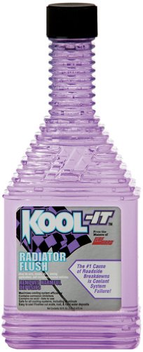 Lubegard 95020 Kool-It Radiator Flush, 16 oz.