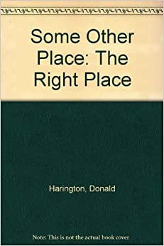 Book Some Other Place: The Right Place