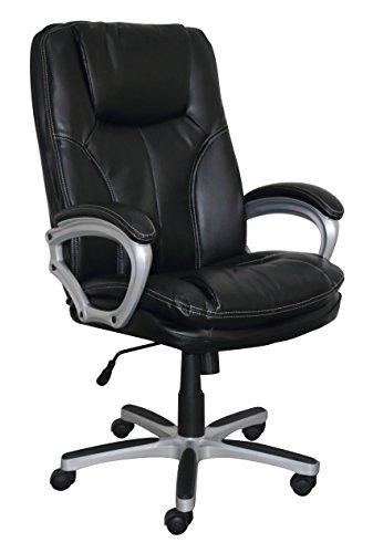 Serta CHR10057A Executive Office Chair Big & Tall Black