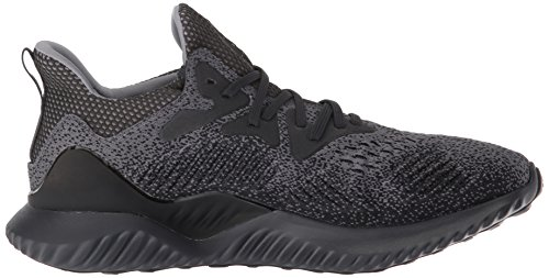 adidas Men's Alphabounce Beyond Running Shoe, Carbon/Grey/Black, 7.5 M US by adidas (Image #11)