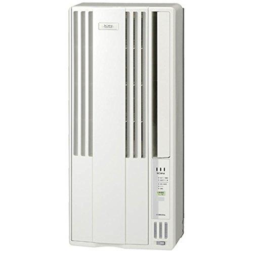 激安単価で コロナ B01C49OTW4 窓用エアコン(冷房専用おもに4~6畳用 CW-A1616-WS シェルホワイト)CORONA CW-A1616-WS B01C49OTW4, アジアンランプ&家具雑貨チャハヤ:6e6576ca --- svecha37.ru