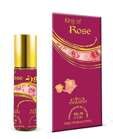 King of Rose - 6ml Rollon Perfume Oil by ()