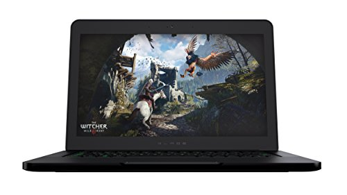 Razer Blade 14-Inch Full HD Gaming Laptop ( Intel Core i7-4720HQ 2.6 GHz Processor, 256GB SSD, 8GB DDR3L RAM, GTX...