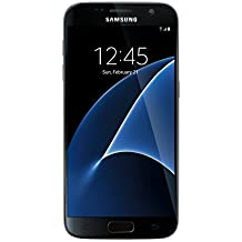 Samsung Galaxy S7 32GB Factory Unlocked International Version GSM LTE Smartphone (Black)