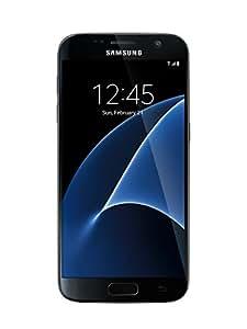 Samsung Galaxy S7 SM-G930F 32GB Factory Unlocked GSM 4G LTE Single Sim Smartphone (Black)